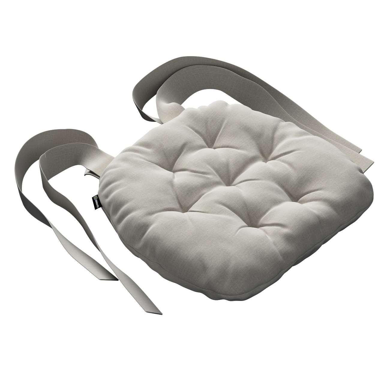 Siedzisko Marcin na krzesło w kolekcji Ingrid, tkanina: 705-40