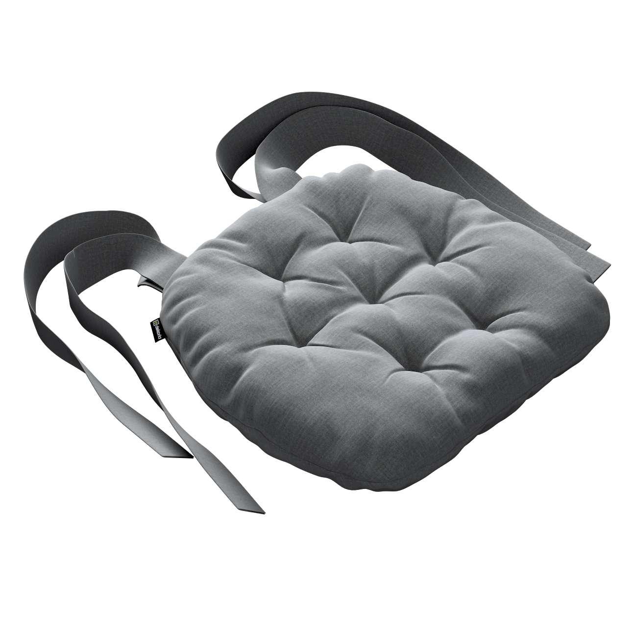 Siedzisko Marcin na krzesło w kolekcji Ingrid, tkanina: 705-42