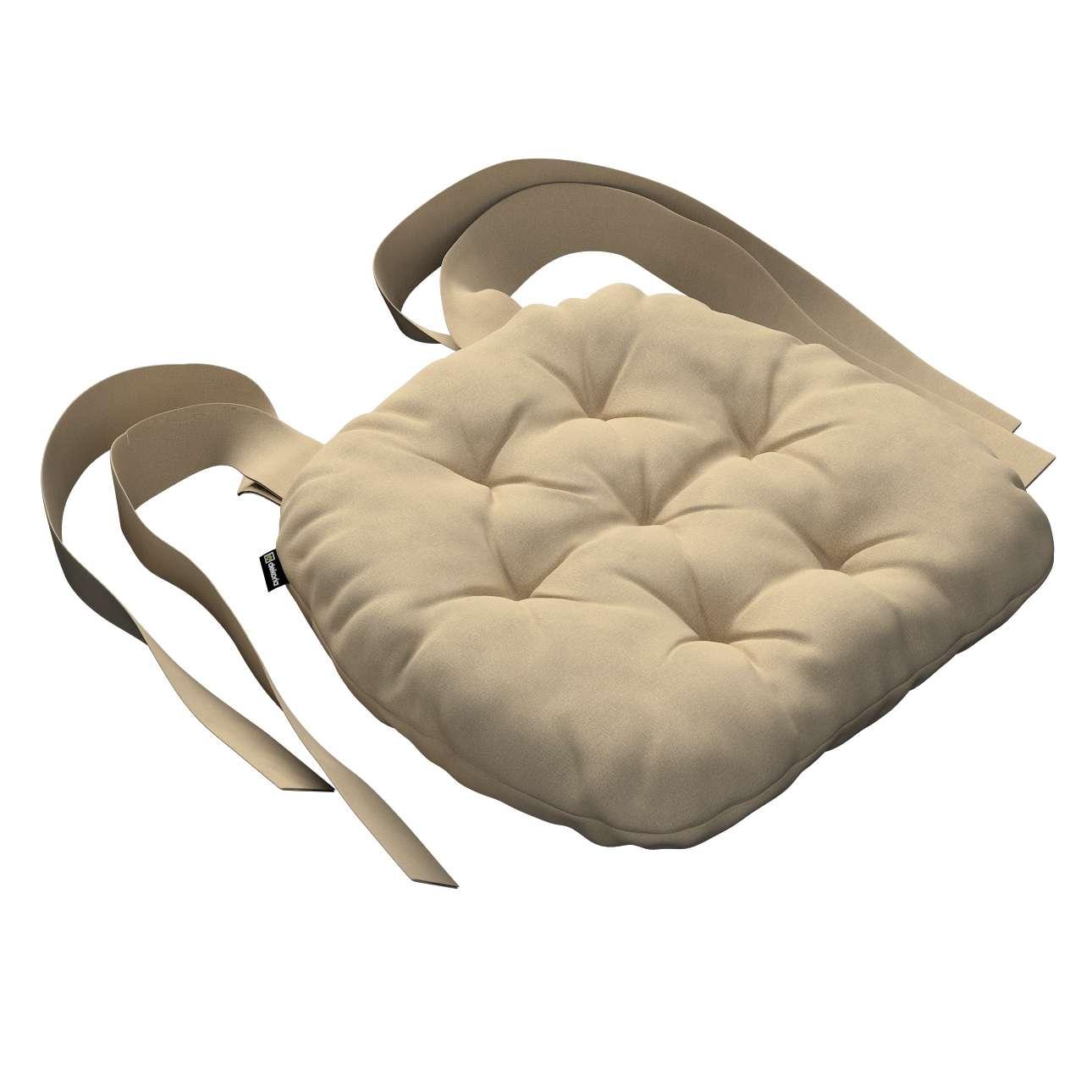 Siedzisko Marcin na krzesło w kolekcji Living, tkanina: 160-82