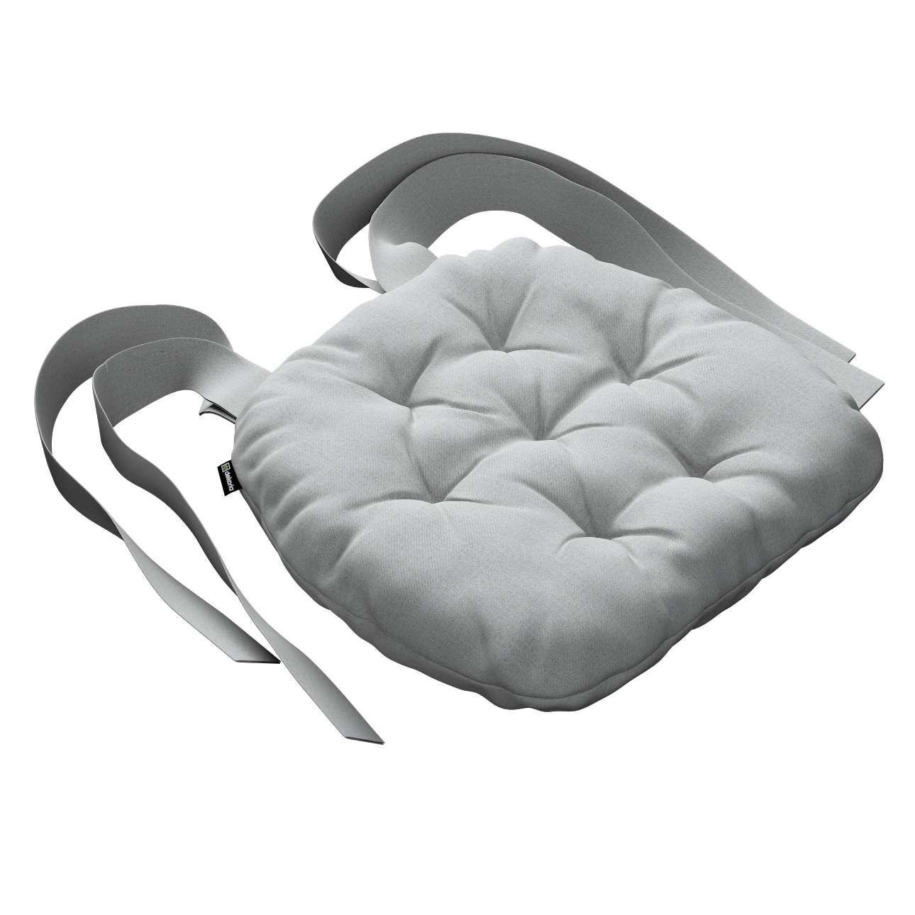 Siedzisko Marcin na krzesło w kolekcji Living, tkanina: 161-18