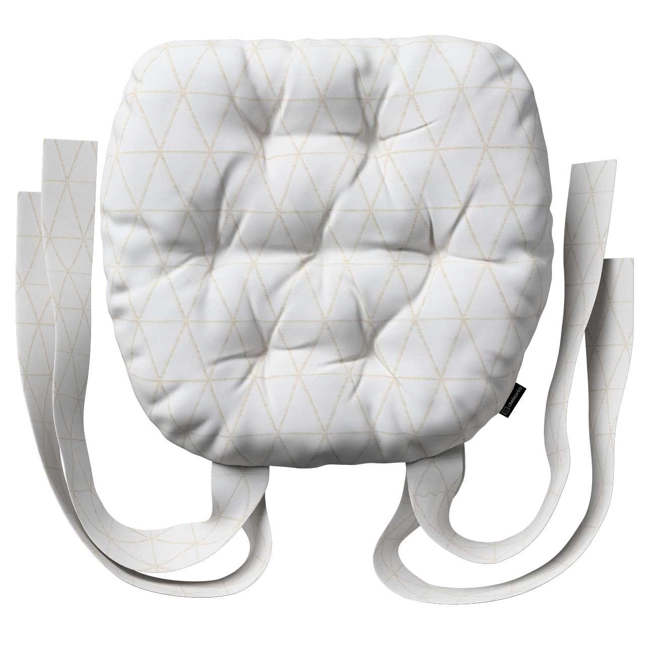 Siedzisko Marcin na krzesło w kolekcji Sunny, tkanina: 143-94