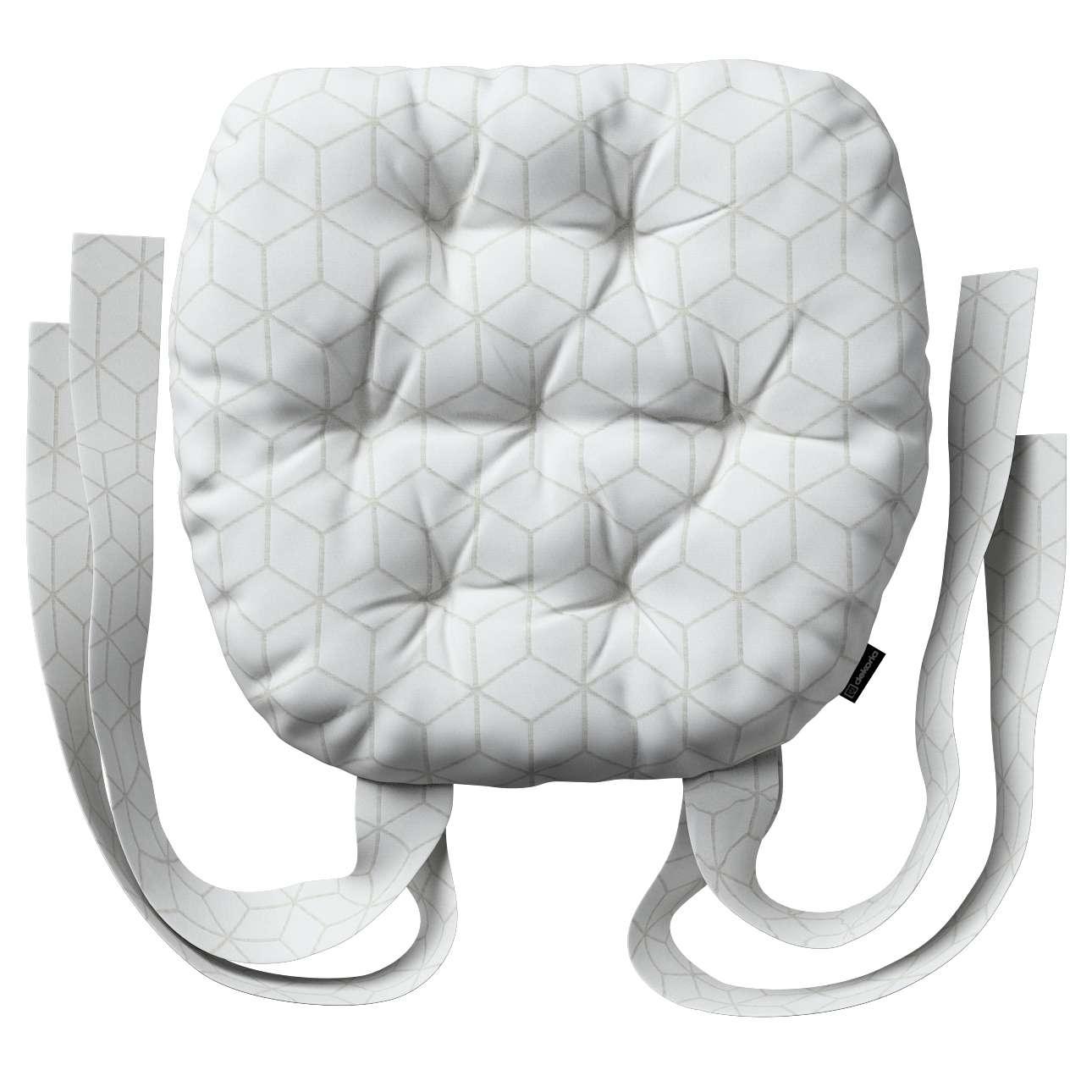 Siedzisko Marcin na krzesło w kolekcji Sunny, tkanina: 143-51