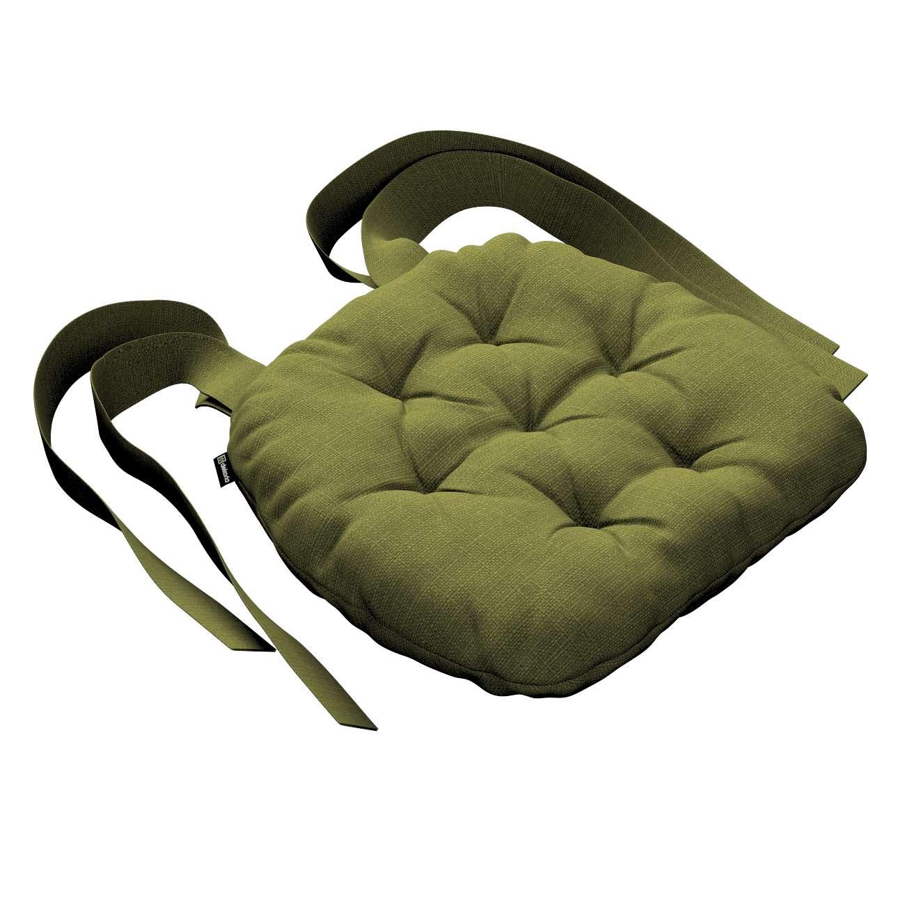 Siedzisko Marcin na krzesło w kolekcji Living, tkanina: 161-13
