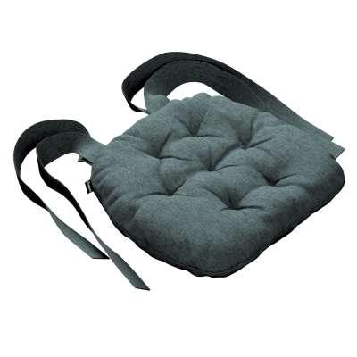 Siedzisko Marcin na krzesło 704-85 szary błekit szenil Kolekcja City