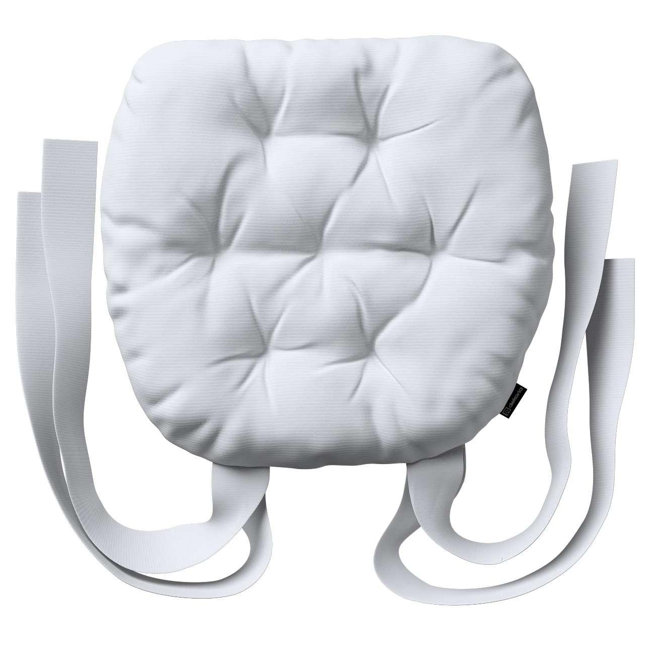 Siedzisko Marcin na krzesło 40x37x8cm w kolekcji Jupiter, tkanina: 127-01