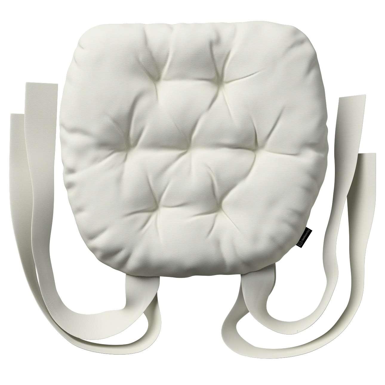 Siedzisko Marcin na krzesło 40x37x8cm w kolekcji Jupiter, tkanina: 127-00