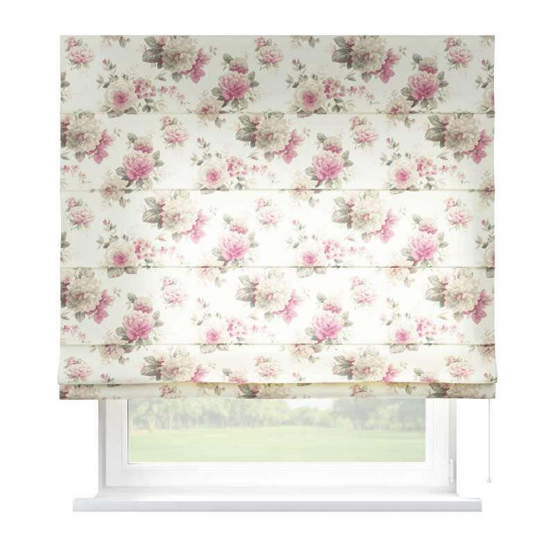 Capri roman blind in collection Londres, fabric: 141-07
