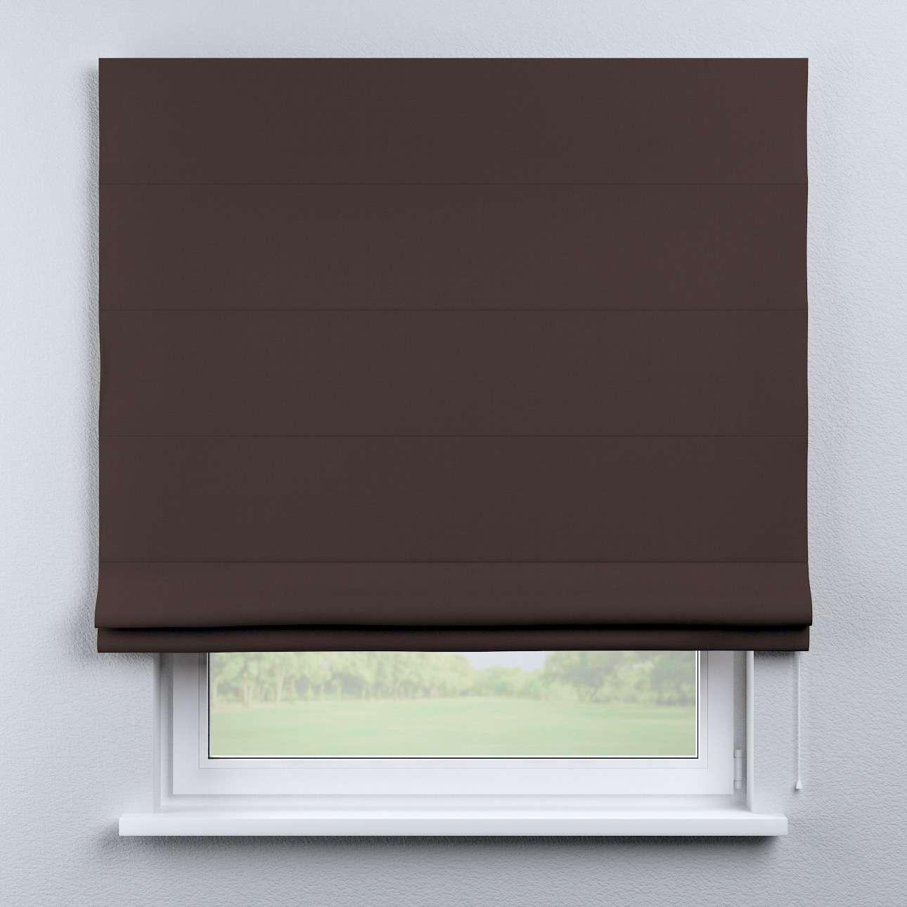 Foldegardin Capri<br/>Uden flæsekant 80 x 170 cm fra kollektionen Cotton Panama, Stof: 702-03