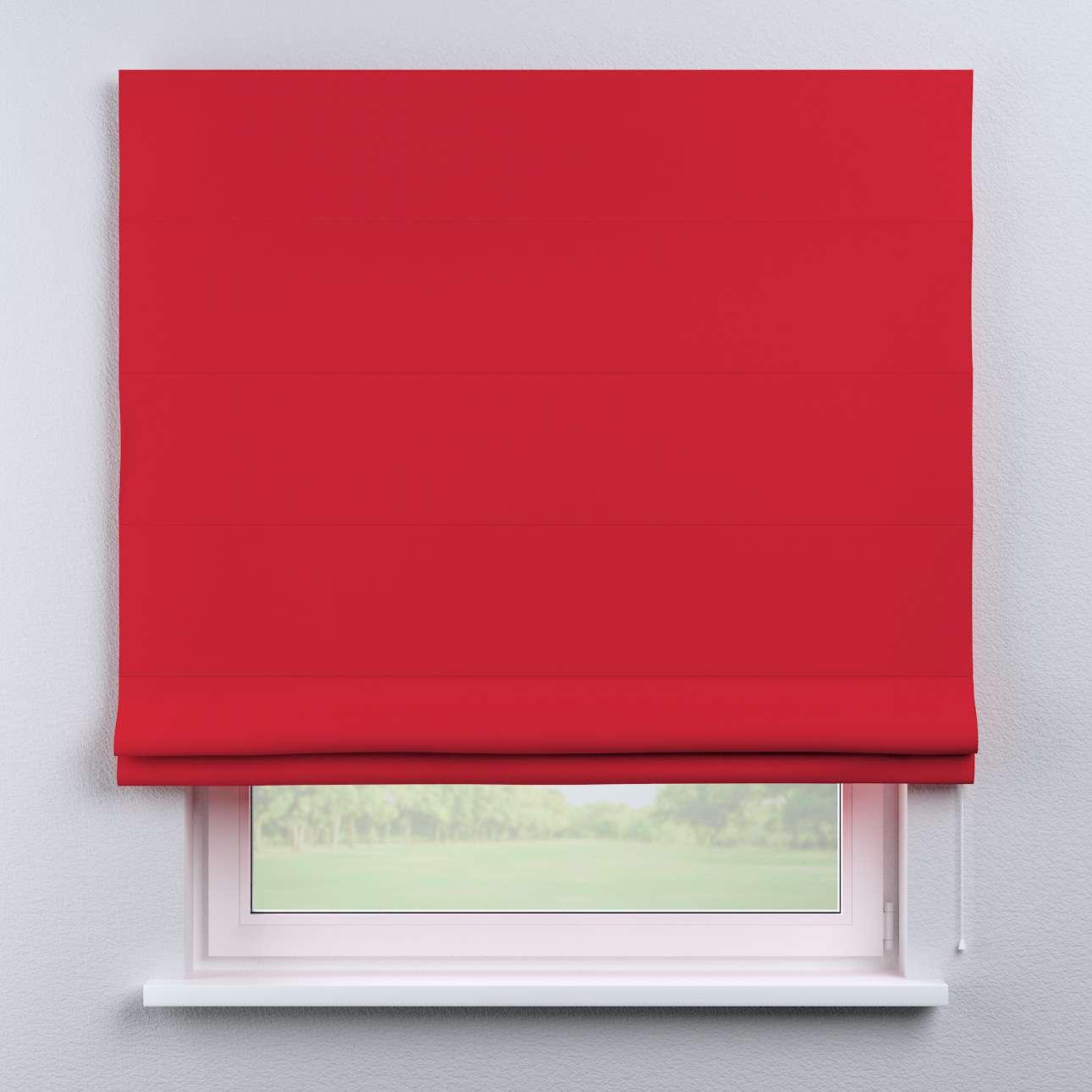Foldegardin Capri<br/>Uden flæsekant 80 x 170 cm fra kollektionen Cotton Panama, Stof: 702-04