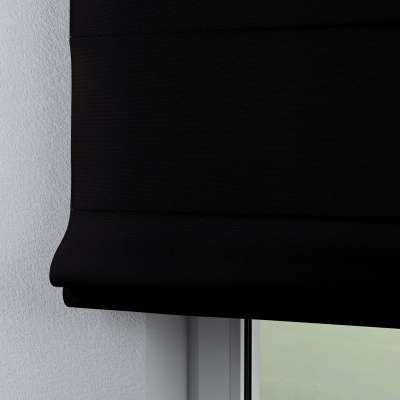 Hissgardin Capri<br/> 702-09 Black (svart) Kollektion Panama Cotton