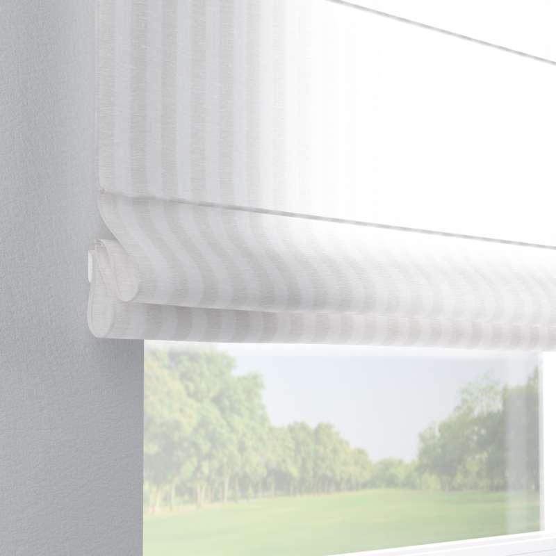 Capri roman blind in collection Linen, fabric: 392-03