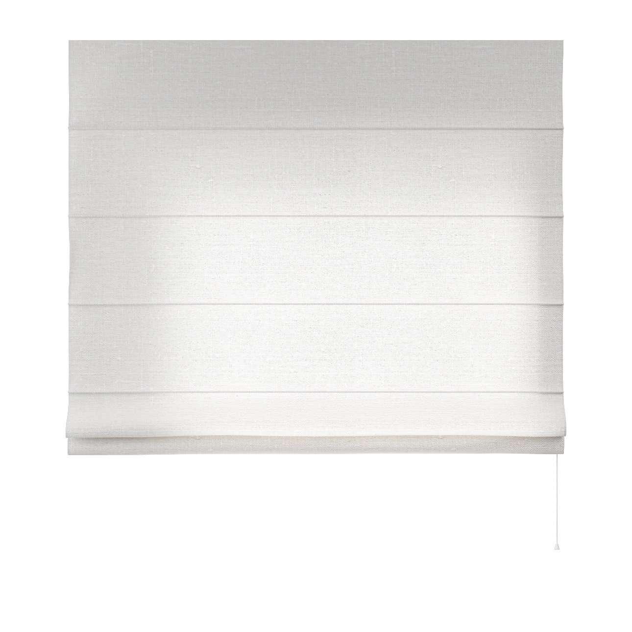 Foldegardin Capri<br/>Uden flæsekant 80 x 170 cm fra kollektionen Linen, Stof: 392-04