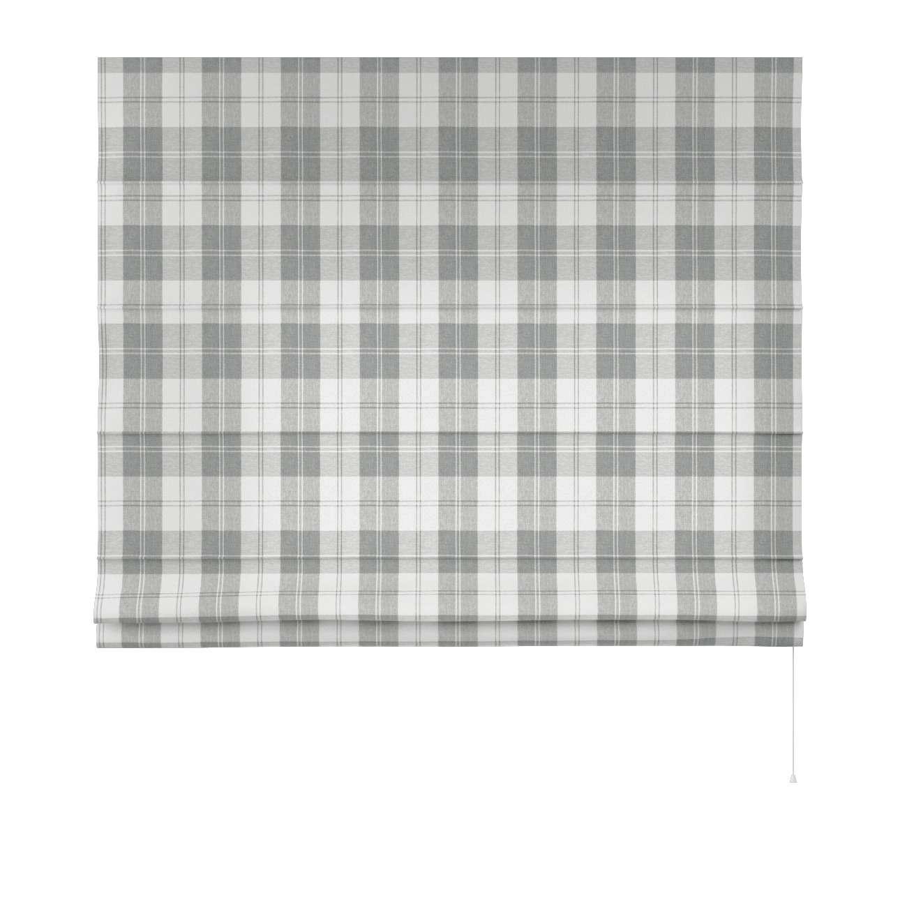 Foldegardin Capri<br/>Uden flæsekant 80 x 170 cm fra kollektionen Edinburgh, Stof: 115-79