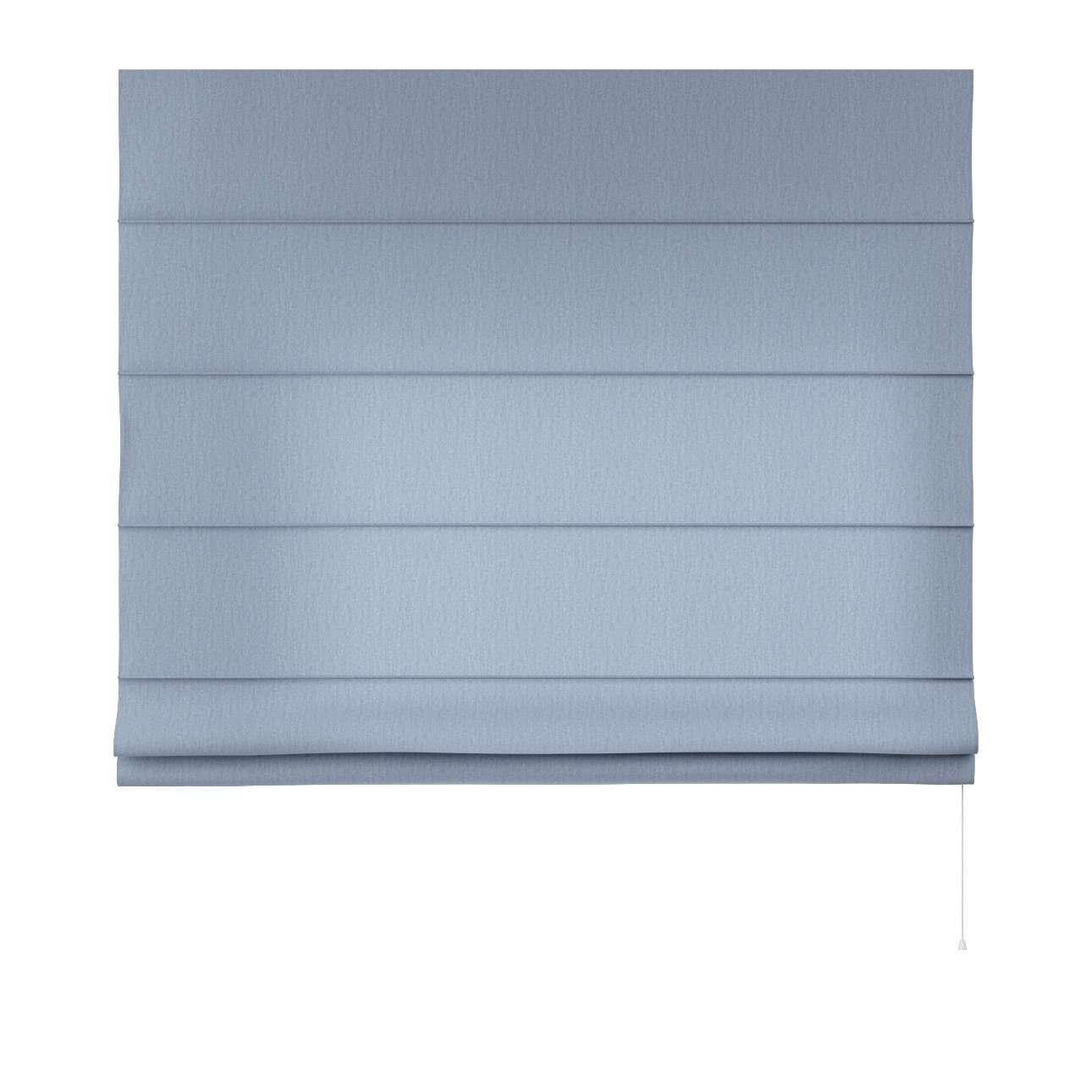 Foldegardin Capri<br/>Uden flæsekant 80 x 170 cm fra kollektionen Chenille, Stof: 702-13