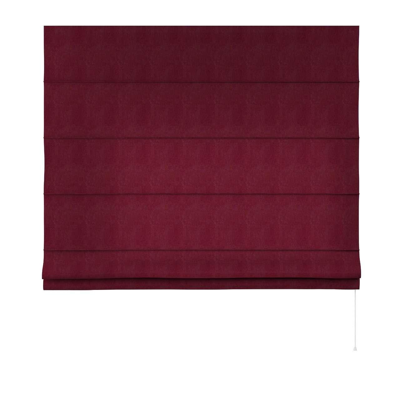 Foldegardin Capri<br/>Uden flæsekant 80 x 170 cm fra kollektionen Chenille, Stof: 702-19