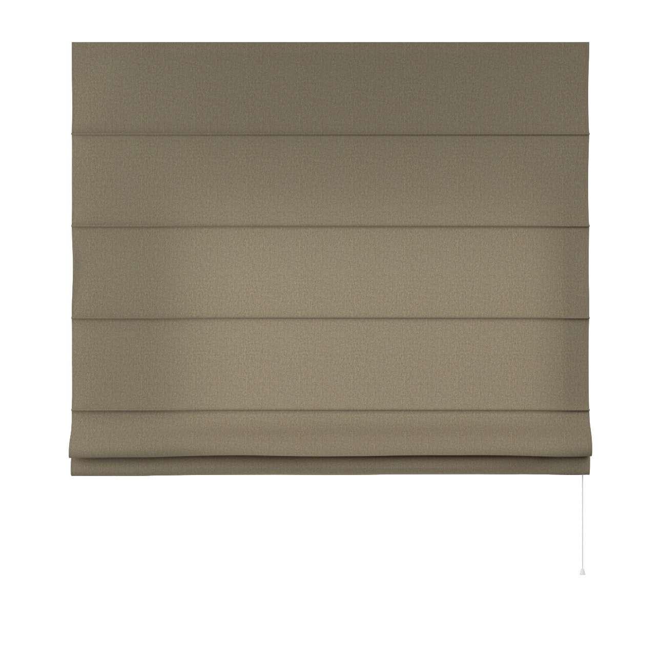 Foldegardin Capri<br/>Uden flæsekant 80 x 170 cm fra kollektionen Chenille, Stof: 702-21