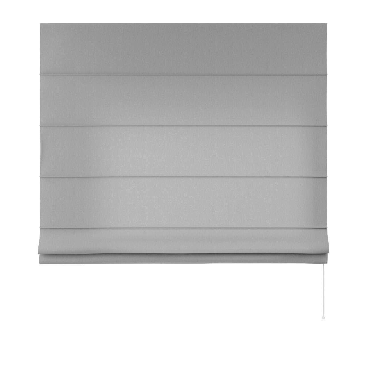 Foldegardin Capri<br/>Uden flæsekant 80 x 170 cm fra kollektionen Chenille, Stof: 702-23