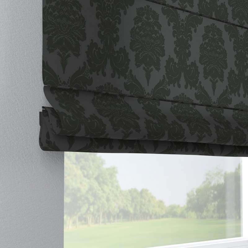 Capri roman blind in collection Damasco, fabric: 613-32