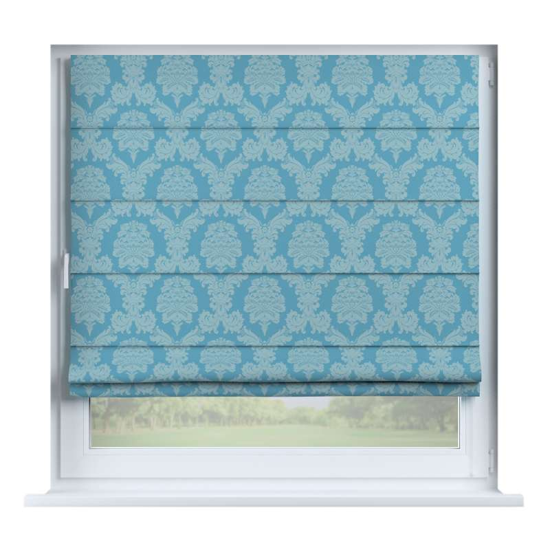 Capri roman blind in collection Damasco, fabric: 613-67