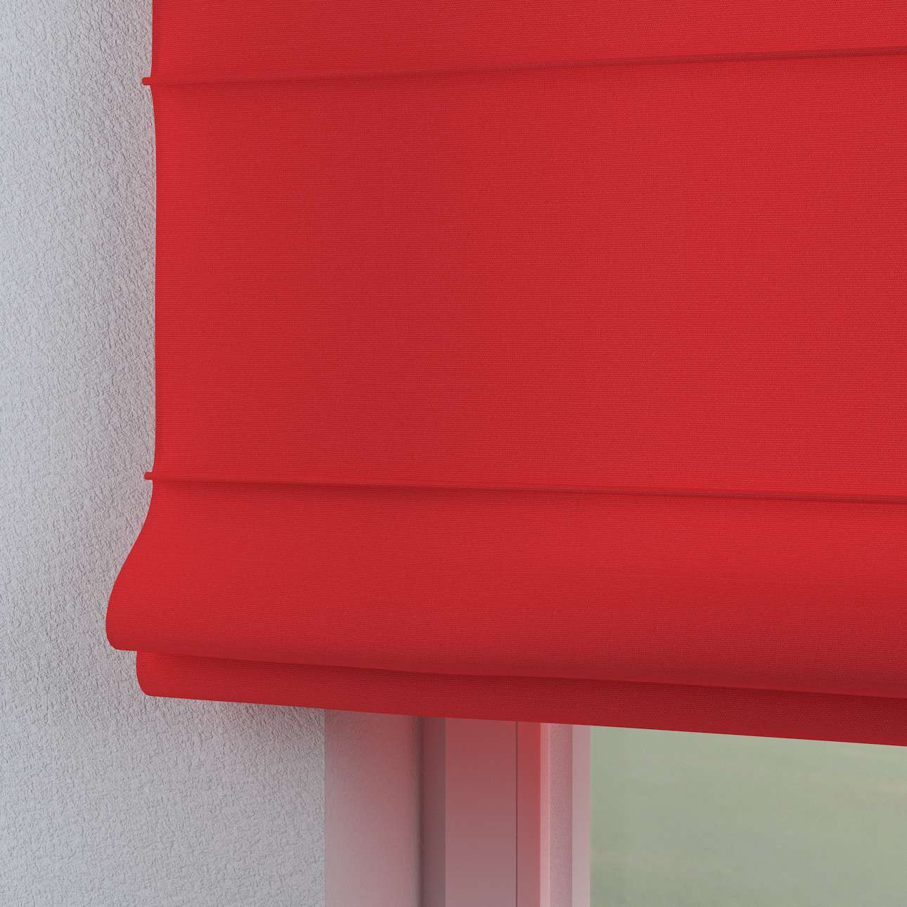 Foldegardin Capri<br/>Uden flæsekant 80 x 170 cm fra kollektionen Loneta, Stof: 133-43