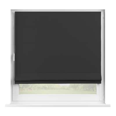 Capri roman blind 269-99 black Collection Blackout