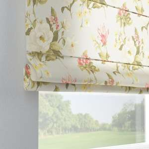 Capri roman blind 80 x 170 cm (31.5 x 67 inch) in collection Londres, fabric: 123-65