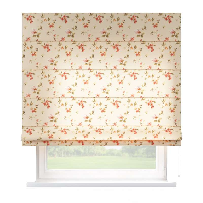 Capri roman blind in collection Londres, fabric: 124-05