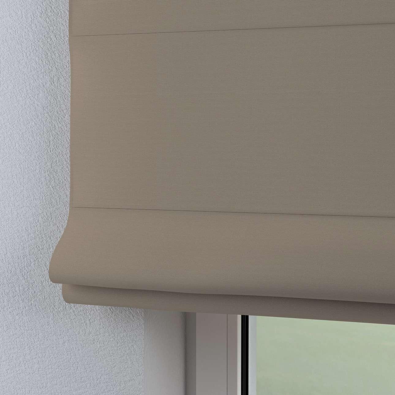 Foldegardin Capri<br/>Uden flæsekant 80 x 170 cm fra kollektionen Cotton Panama, Stof: 702-28