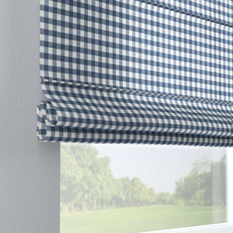 Capri roman blind in collection Quadro, fabric: 136-01