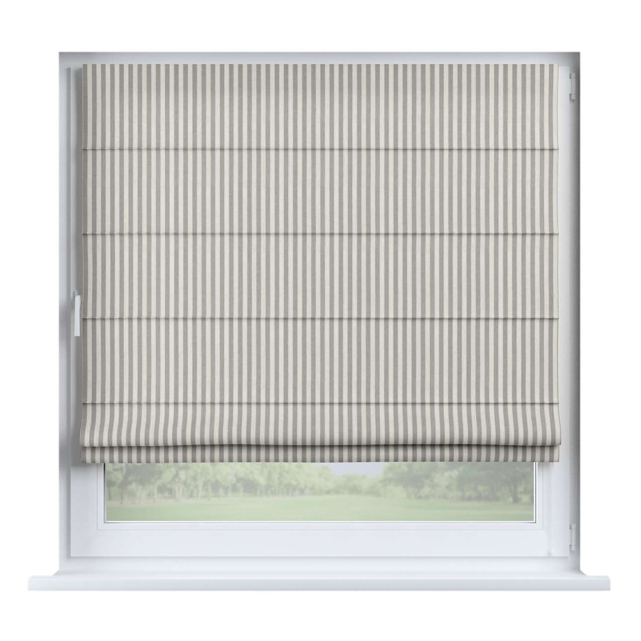 Capri roman blind 80 x 170 cm (31.5 x 67 inch) in collection Quadro, fabric: 136-12
