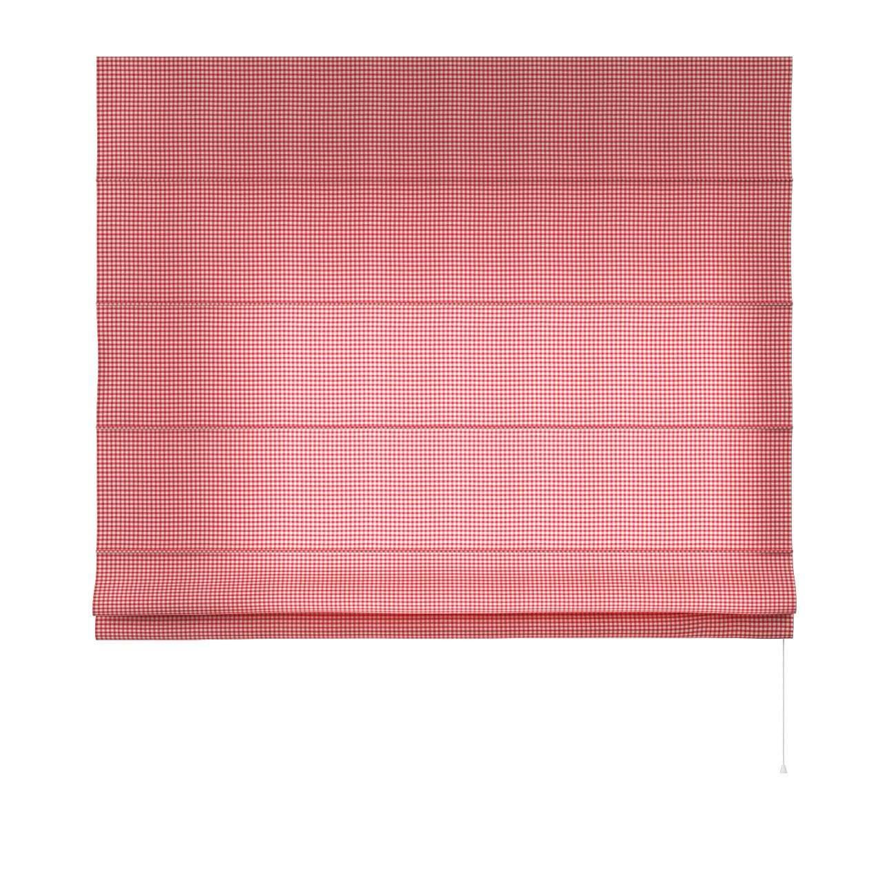 Capri roman blind in collection Quadro, fabric: 136-15