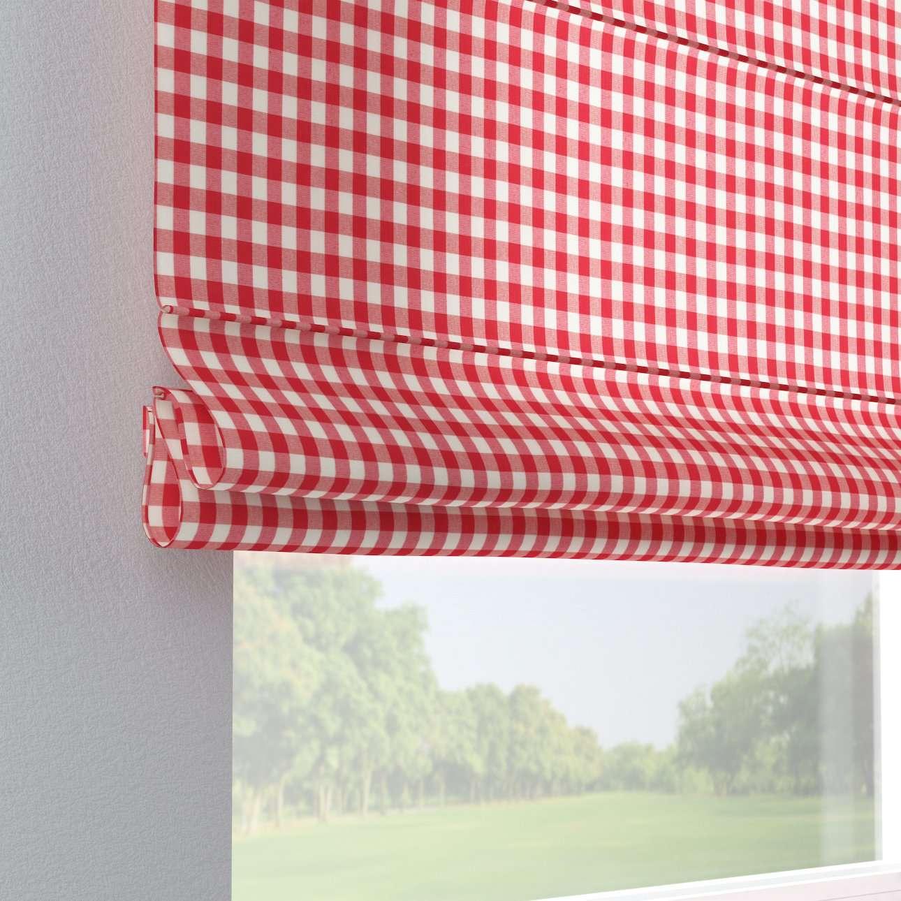 Capri roman blind in collection Quadro, fabric: 136-16