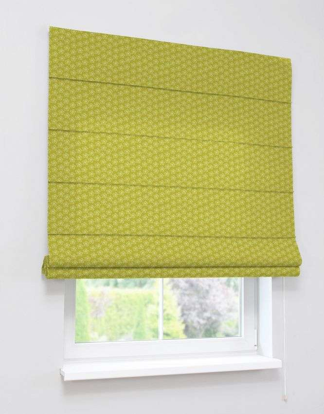 Capri roman blind 80 x 170 cm (31.5 x 67 inch) in collection Fleur , fabric: 137-58