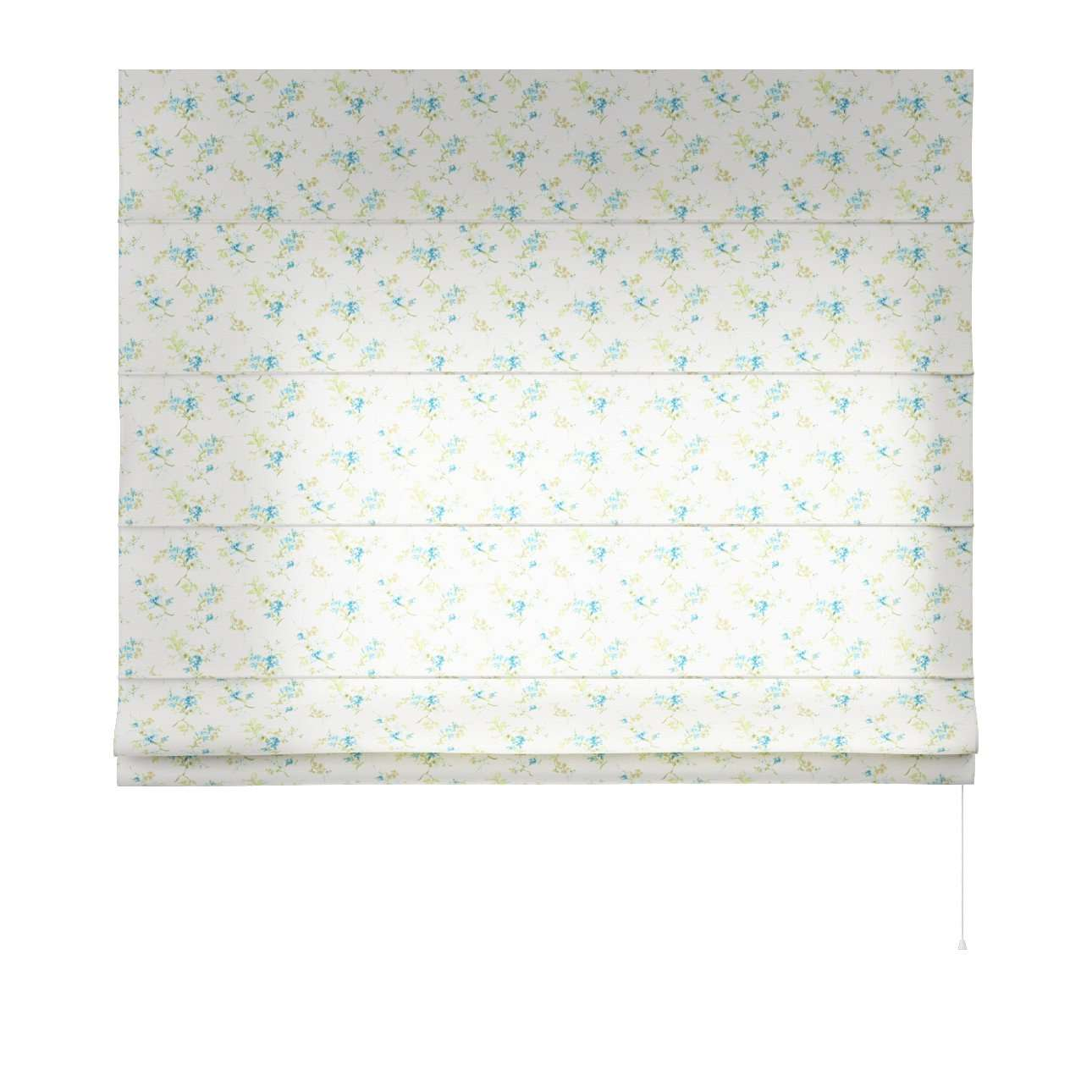Capri roman blind 80 x 170 cm (31.5 x 67 inch) in collection Mirella, fabric: 141-16