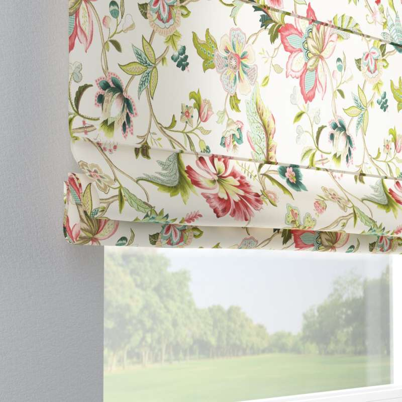 Capri roman blind in collection Londres, fabric: 122-00