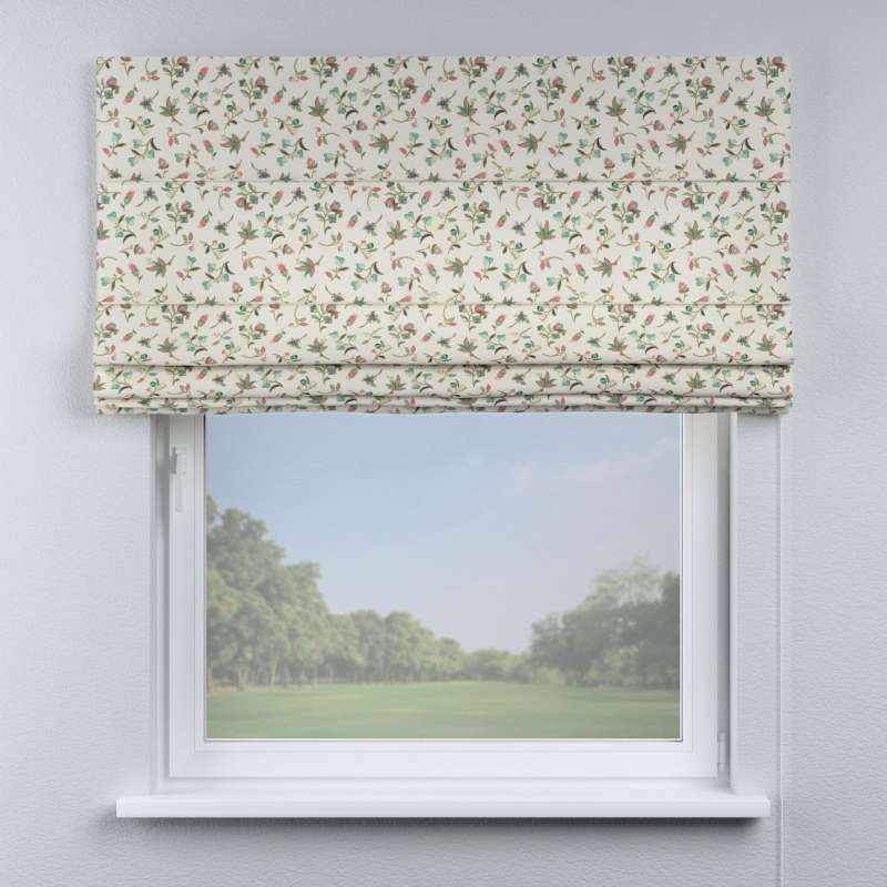 Capri roman blind in collection Londres, fabric: 122-02