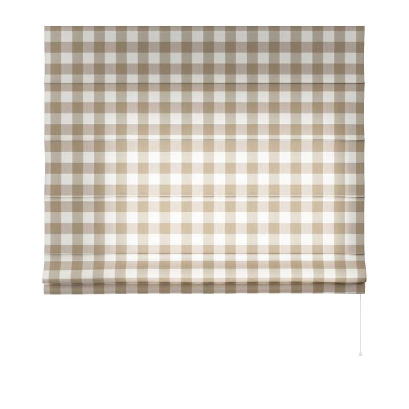 Capri roman blind in collection Quadro, fabric: 136-08