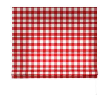 Capri roman blind in collection Quadro, fabric: 136-18