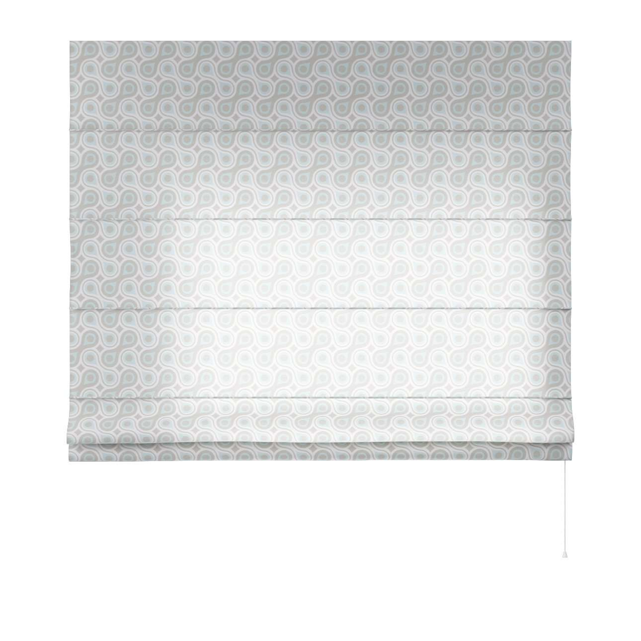 Capri roman blind in collection Flowers, fabric: 311-13