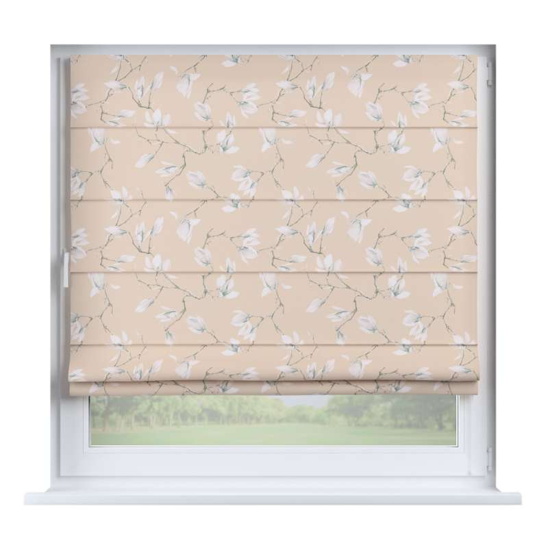 Capri roman blind in collection Flowers, fabric: 311-12