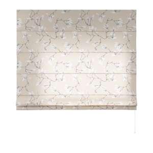 Raffrollo Capri 80 x 170 cm von der Kollektion Flowers, Stoff: 311-12