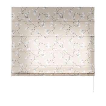 Rímska roleta Capri š.80 × výš. 170 cm V kolekcii Flowers, tkanina: 311-12