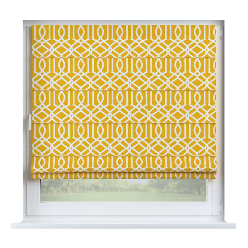 Capri roman blind in collection Comics/Geometrical, fabric: 135-09