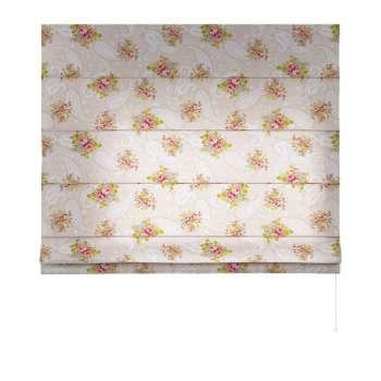 Liftgardin Capri<br/>Uten volang 80 x 170 cm fra kolleksjonen Flowers, Stoffets bredde: 311-15