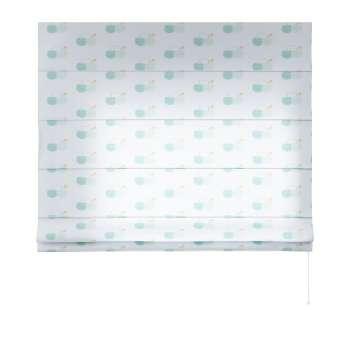 Capri roman blind in collection Apanona, fabric: 151-02