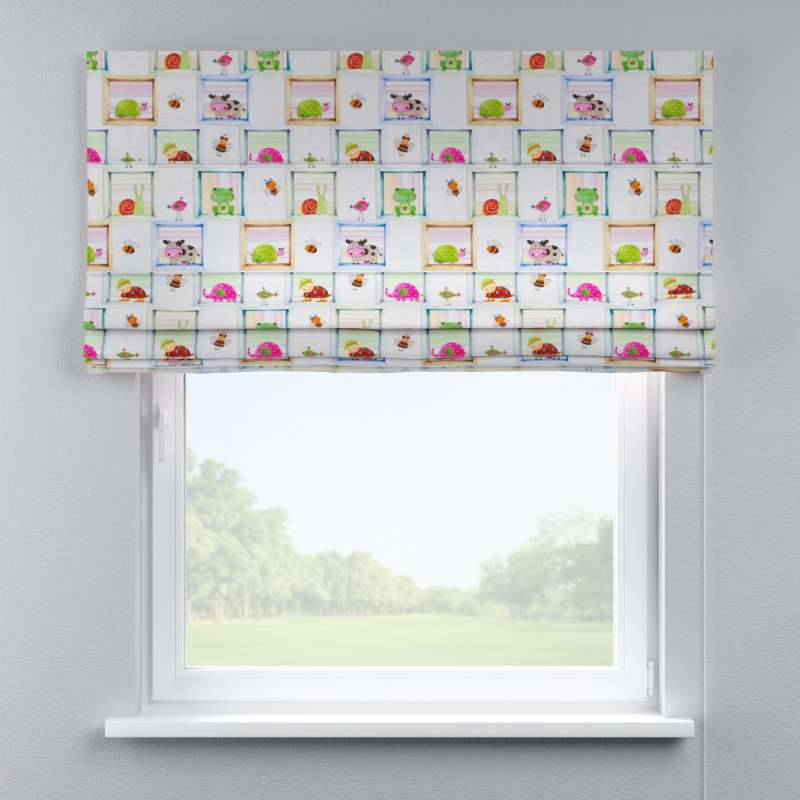 Capri roman blind in collection Little World, fabric: 151-04