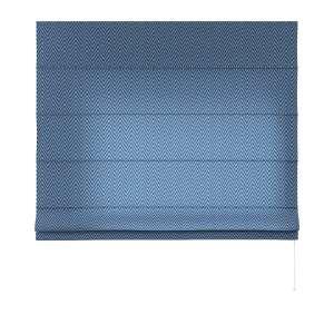Foldegardin Capri<br/>Uden flæsekant 80 x 170 cm fra kollektionen Brooklyn , Stof: 137-88