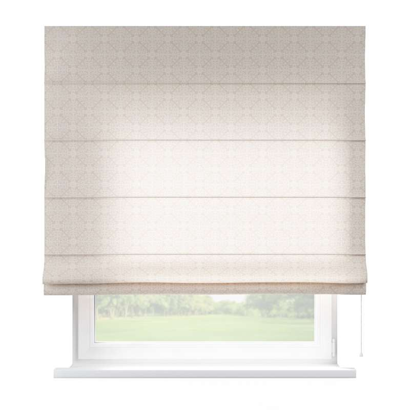 Capri roman blind in collection Flowers, fabric: 140-39