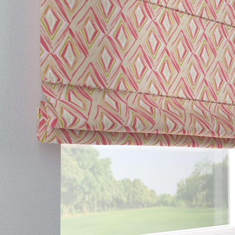 Capri roman blind in collection SALE, fabric: 140-45