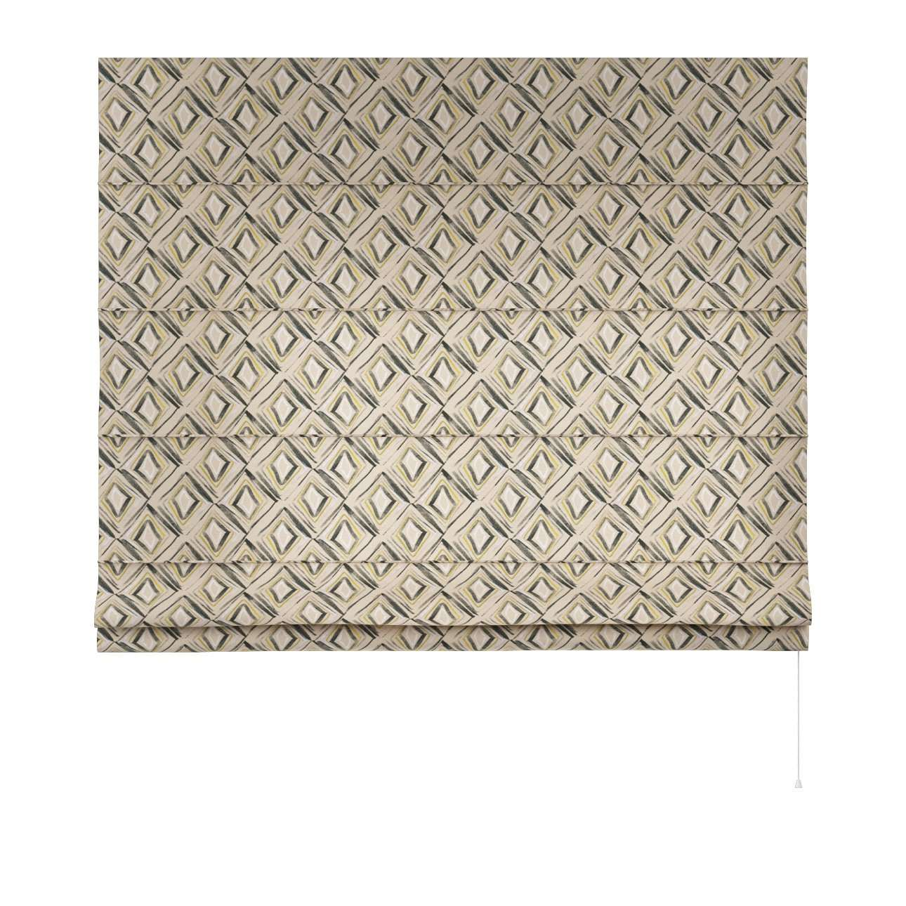 Capri roman blind in collection Londres, fabric: 140-46